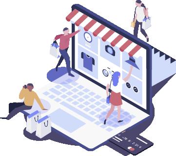e-commerce avec prestashop et woocommerce